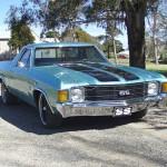 Chev 1972 El Camino 105