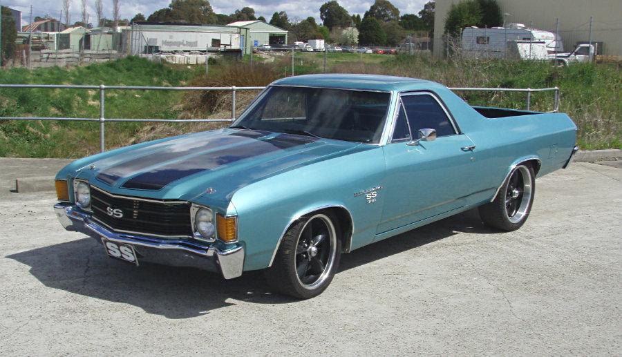 Chev 1972 El Camino 175