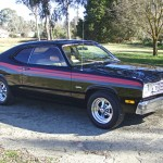 Plymouth 1974 Duster 108