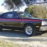 Plymouth 1974 Duster 109