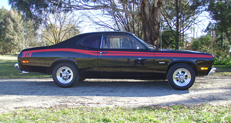 plymouth duster 1974 \u2013 apex american autosfeatures \u0026 options