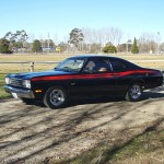 Plymouth 1974 Duster 143