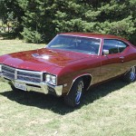 Buick 1969 GS350 110