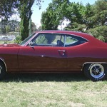 Buick 1969 GS350 113