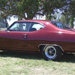 Buick 1969 GS350 115