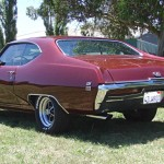 Buick 1969 GS350 117