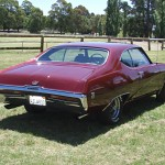 Buick 1969 GS350 120