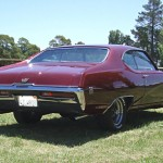Buick 1969 GS350 121