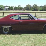 Buick 1969 GS350 124