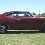Buick 1969 GS350 125
