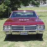 Buick 1969 GS350 131