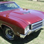 Buick 1969 GS350 133
