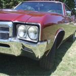 Buick 1969 GS350 155