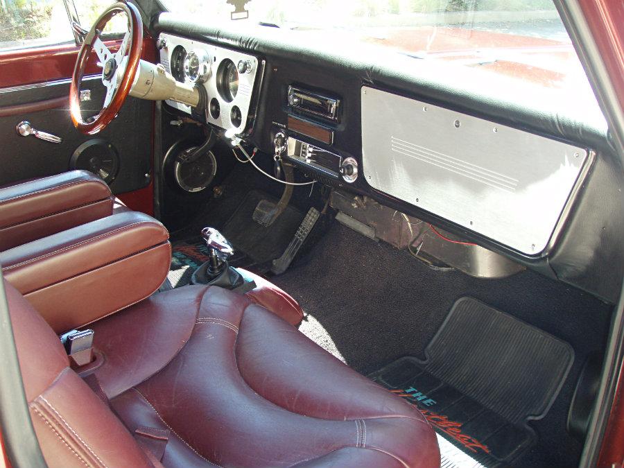 CHEVROLET C10 FLEETSIDE LONGBED V8 PICKUP 1970 – Apex American Autos
